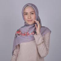 Zoya Suni Scarf -Kerudung Hijab Segiempat
