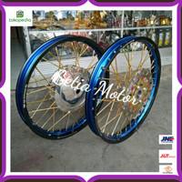 Velg TDR Sepaket - Motor Matic Ring 17 Mio - Beat - Vario - 125 150 -