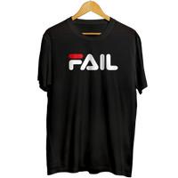 VZ Baju Kaos Distro Pria Fila Fail - PA227FAFL