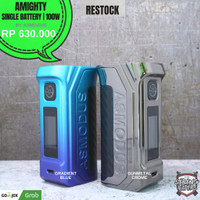 MURAH ASMODUS AMIGHTY MOD SPECIAL COLOUR 100W AUTHENTIC BY A
