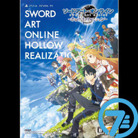 DVD game - Sword Online - Art Realization PC Hollow Edition Deluxe