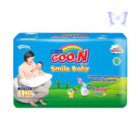PAMPERS POPOK DIAPERS H5PPD533 GOON SMILEPANTSCELANA S40 S 40 ANAK