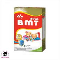 BERKUALITAS MORINAGA BMT REGULAR 0 TO 6 BULAN SUSU BOX 400G 400 G