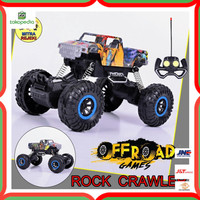 MOBIL REMOTE CONTROL ROCK CRAWLER MONSTER TRUCK OFF ROAD LIKE DIRT RC