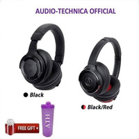Audio-Technica ATH-WS990BT Solid Bass Bluetooth With Mic ATH WS990 BT