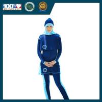 Pakaian Renang Ngapung DEWASA SafeSwim M2D HIJAB NLB