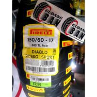Sport Motor Ban 17 60 Ring Pireli - Pirelli 150 DIablo 17 Rosso