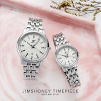 Mewah Honey Pasangan - Arlogi 6003 Couple Timepiece & Buat Jims Dengan