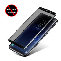 Privacy AntiSpy Cover For Samsung Galaxy S8 S9 Plus Note 8 Screen P 7v