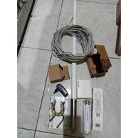 paket hotspot paket antena wifi vouceran paket rt rw net bullet m2 h