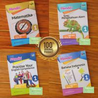 Paket Hemat Buku Mandiri SMP Kelas 7 Matematika - IPA - B.
