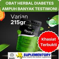 TERBATAS Masagi 215gr Obat Herbal Diabetes Melitus Basah Kering Ampuh