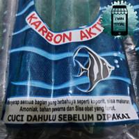 AQUARIUM ARANG ALL KARBON AKTIF FISH AKUARIUM ACTIVE FILTER CARBON