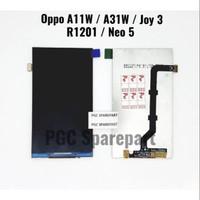 Oppo - 3 - - OEM - 5 R1201 A11W Joy LCD Neo A31W Original