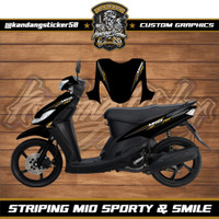 Mio Sporty Smile Theme Mio Thailooks Simple Mio Thailand Striping Sunm