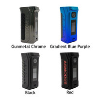 AMIGHTY SINGLE BATTERY 100W BY ASMODUS - RED