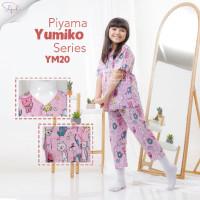 16 2 series by Yumiko perempuan anak uk Piyama s d Shofwah