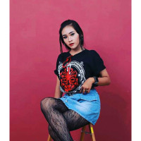 ISC Colour Indonesian Kaos Subculture Water T-shirt