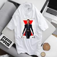 Baju Kaos Black Widow Rachel Weisz