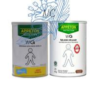 WG Berat Penambah Vanila Cokelat Badan Nutrition 450gr Susu Appeton We