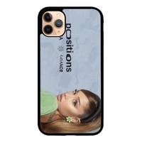 Case Custom iPhone 11 Pro Max Ariana Grande Positions P2687