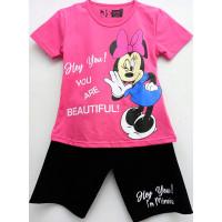 Setelan Anak Perempuan Minnie Beautiful Fanta 1-10 Tahun
