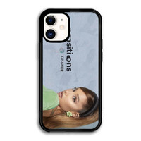 Casing iPhone 12 Mini Ariana Grande Positions P2687