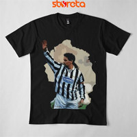 Kaos Roberto Baggio 5820 Fandom T-Shirt