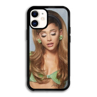 Casing iPhone 12 Mini Ariana Grande Positions Clip Video P2689