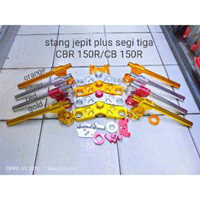 Stang jepit nui CB150R CBR150R
