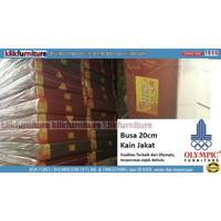 Kasur Busa Olympic 200 x 120 x 20 cm Kain Jakat lablko 5669pl