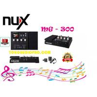 nux mg300 mg 300 mg-300 efek gitar multi