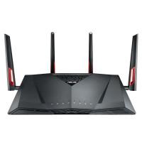 JbgMrket ASUS RT-AC88U Dual Band Gigabit WiFi Gaming Router with