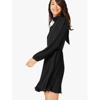 Marks & Spencer - Mini Dress -Chiffon Pleated Waisted Mini Dress