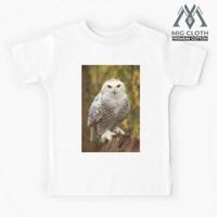 Kaos Baju Anak Pepsi, A Snowy Owl 2275