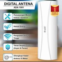 Antena TV Luar - Dalam Indoor - Outdoor Digital - Analog ARA [MEL18]