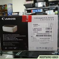 IdMarko Printer Canon LBP 6030 LBP6030 Laserjet Mono Hitam Toner