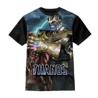Baju Kaos Anak Thanos Marvel Hard Hand - Kazzamy Store