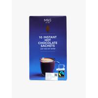 M&S FOOD - Minuman Cokelat - Hot Chocolate Sachet