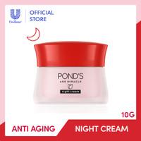 Ponds Age Miracle Youthful Glow Retinol Night Cream Moisturizer 10G
