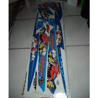 Striping variasi mio sporty Doraemon zombie