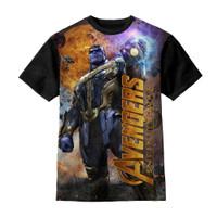 Baju Kaos Anak Thanos Marvel Hand - Kazzamy Store
