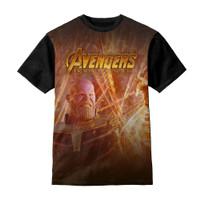 Baju Kaos Anak Thanos Marvel Eye - Kazzamy Store