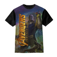 Baju Kaos Anak Thanos Marvel My Hand - Kazzamy Store