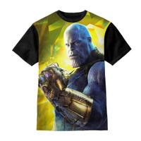 Baju Kaos Anak Thanos Marvel Sinematic - Kazzamy Store
