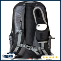 Asli daypack consina 30L include Tas gocta cover bag Hemat