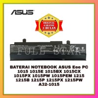 Baterai Notebook Asus Eee PC 1015 1015CX 1015E 1015PW 1015PX 002 Ori