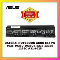 Baterai Asus Eee PC 1025 1025C 1025CE 1225 1225B 1225C A32-10 002 Ori