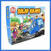 Mainan Edukasi - Balap Kuliner Board Game Harian Kompas