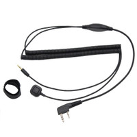 Bluetooth Special Connecting Cable for Kenwood Baofeng GT3 Way Radi f2